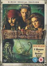 PIRATES OF THE CARIBBEAN - DEAD MAN'S CHEST (2xDVD SET)