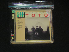 Toto Star Box 1988 CBS Sony/Japan 25DP5203 Steve Lukather HTF First Pressing