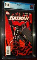 BATMAN #655 2006 DC Comics CGC 9.8 NM/M