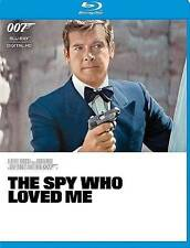 The Spy Who Loved Me (Blu-ray Disc, 2015)