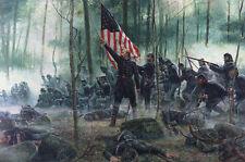 Mort Kunstler Hero of Little Round Top Limited Edition Civil War Print S/N