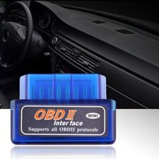 ELM327 V2.1 OBD2 II Bluetooth Diagnostic Car Auto Interface Scanner Detector New