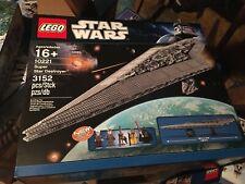 Lego STAR WARS UCS 10221 Super Star Destroyer Brand new,POST 48 HRS.REDUCED