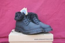 DR MARTENS 1460 Kolbert 24015001 Black Snowplow WP Bottines Boots 40 FR - 6.5 UK