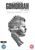 Nuovo Gomorrah Stagione 1 A 3 [Regione 2- Europa] DVD