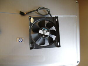 arctic cooling Lüfter DC fan BRUSHLESS FAN SLIM SILENT 12V