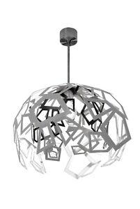 Ceiling light black and white unique modern chandelier designer pendant lamp