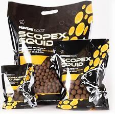 Nash Bait Scopex Squid Stabilised Boilie Range Pop Ups Wafters Liquid
