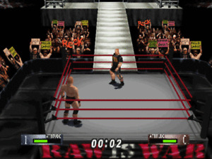 WWF Wrestlemania 2000 - Nintendo N64 Game