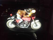 18 Chris Deb Honda 350 CB Kitee Racing Action- & Spielfiguren Figürchen Joe bar Team Hachette Nr