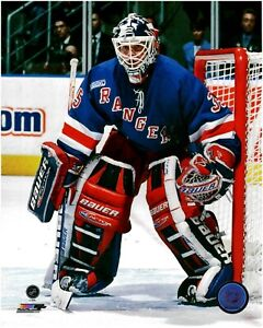 Mike Richter New York Rangers LICENSED 8x10 Hockey Photo