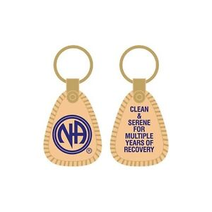 Narcotics Anonymous Recovery Keychains NA Clean & Serene for Years Key Tag G&B