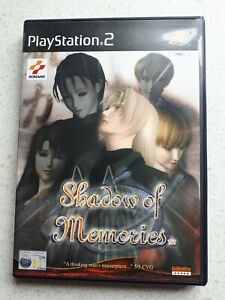 Shadow of Memories - Sony Playstation 2 - PS2