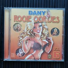 DANY - ROOIE OORTJES 6  - CD-ROM - WINDOWS 95/98/2000