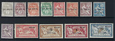 LATAKIA :ROUAD ISLAND 1916 overprints on LEVANT  SG4-16 mint hinged