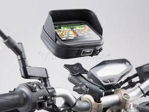 Sw- Motech Universal Motorrad GPS Navi/Handy Halter Navi Pro Case M