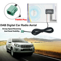 Glass Mount DAB Digital Car Head Unit Radio FAKRA Aerial Antenna