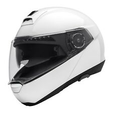 Helm Modularhelme Schuberth C4 glänzend weiß M