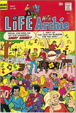 Life With Archie Comic Book #111, Archie 1971 FINE/FINE+