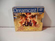 Shenmue 2 Sega Dreamcast Pal