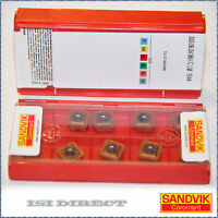 880-06-04-06H-C-LM 1044 SANDVIK *** 10 INSERTS ** FACTORY PACK **
