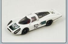 Spark S2985 - PORSCHE 907 n°52 2ème 24H Daytona 1968 Siffert - Herrmann 1/43