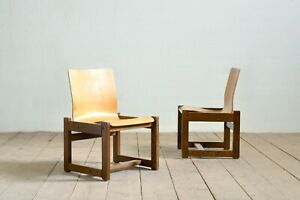 Vintage / Mid century / Modernist Bent Ply chairs