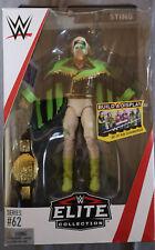 WWE Mattel Elite Serie 62 Sting WCW Neu/ovp