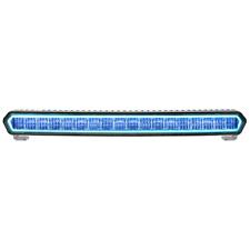 "RIGID Industries SR-L Series 20"" Off-Road LED Light Bar - Black w/Blue Halo Back"