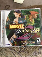 marvel vs capcom 2 dreamcast