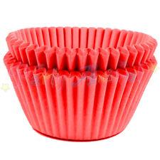 Culpitt 50 PLAIN Cupcake / Baking Greaseproof Paper Bun Cases Cake Decorating