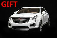 Car Model Cadillac XT5 1:18 (White) + SMALL GIFT!!!!!!!!!!!