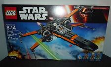 Lego Star Wars Poe's X-Wing Fighter Building Set 75102 NEW FACTORY SEALED