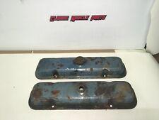 Pontiac GTO Firebird Trans Am 400 455 Super Duty Factory Dripper Valve Covers HO