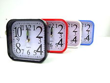 Plastic Collectable Battery Operated Clocks