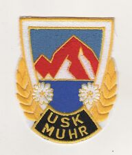 Aufnäher Patches Österreich USK Muhr Sportverein Fussball Verein