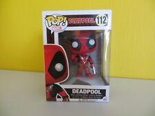 Funko Pop Deadpool (Thumbs Up) #112