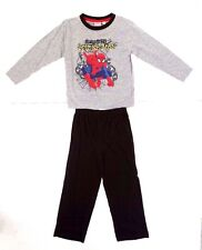 Marvel Ultimate Spider-Man Boy's Pajama 2 Piece Set Size 104-110 NWT