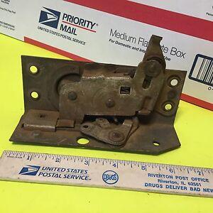 Studebaker door latch.      No PN.  Item:  2443
