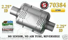 "Eastern Universal Catalytic Converter Standard 2.25"" 2 1/4"" Pipe 8"" Body 70384"