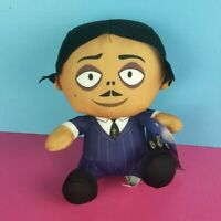"The Addams Family Movie Gomez Plush Doll Toy Factory 8"" Stuffed 2019 Promo #A2"
