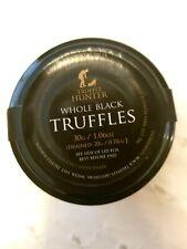 TRUFFLE HUNTER WHOLE BLACK TRUFFLES 30G NIB FREE SHIPPING