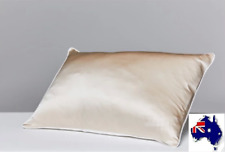 HIGH QUALITY 100% Mulberry Silk Pillowcase Thick 25 Momme Silk Slip Ivory