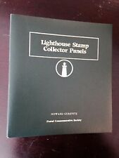 Lighthouse Stamp Collector Panels - 23 Stamps