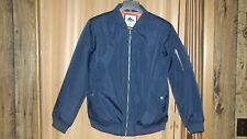 NWT MOUNTAIN CLUB OUTDOOR EXPERIENCE WATER RESISTANT NAVY MEN'S SIZE M JACKET MS