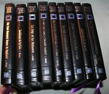 9 Volumes Time Life Collector's Library of the Unknown