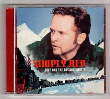 (HA202) Simply Red, Love And The Russian Winter - 1999 CD