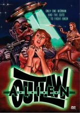 Alien Outlaw DVD VCI Phil Smoot 1985 cult Science Fiction Predator