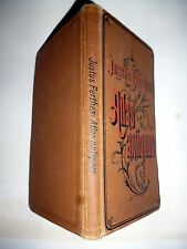 World Atlas, Justus Perthes Pocket Atlas of the Ancient World, 24  maps, 1909