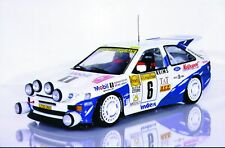 1:18 UT Models Ford Escort RS Cosworth '94 #6 w/ Fox Lamps Monte Carlo Rally Win